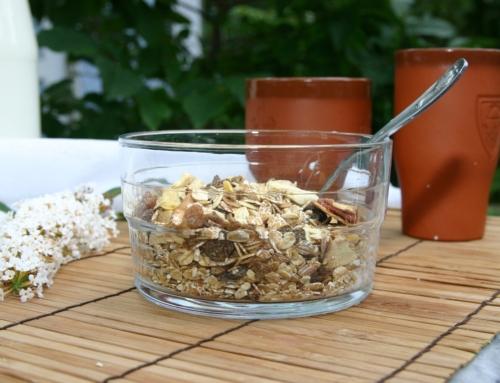 Winterrezept: schnelles und einfaches Frühstück